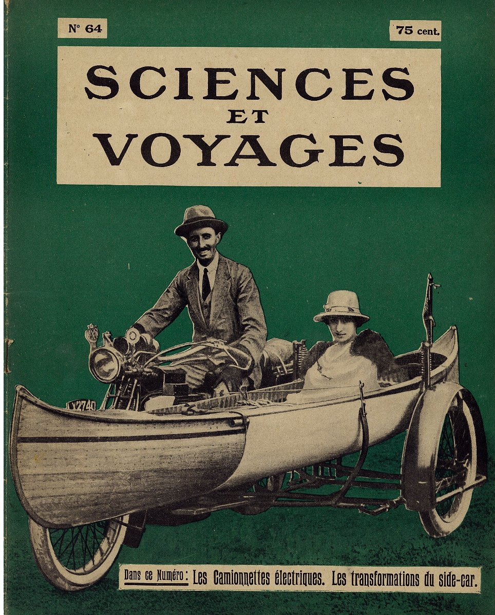 sciences et voyages 1920 1921 gloubik sciences. Black Bedroom Furniture Sets. Home Design Ideas