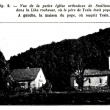 Fig 2 : Vue de la petite église orthodixe de Smiliane (Croatie)